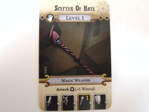 MD - l1 treasure card (sceptor of hate)